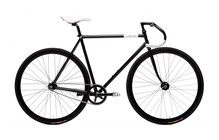 Creme Vinyl Solo singlespeed/fixed gear espresso